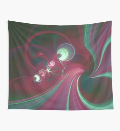 On the road again ... Wall Tapestry