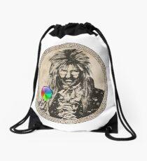 The Joblin King Drawstring Bag