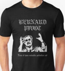 Bernard Pivot Trve Black Metal Unisex T-Shirt