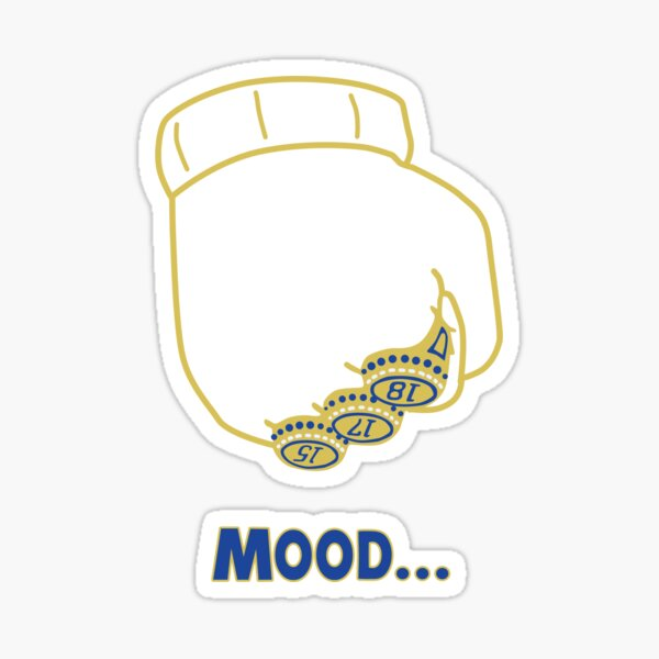 Draymond Green [Warriors Championship Mood Edition] Sticker
