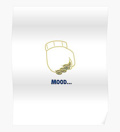 Draymond Green [Warriors Championship Mood Edition] Poster