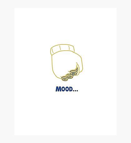 Draymond Green [Warriors Championship Mood Edition] Photographic Print