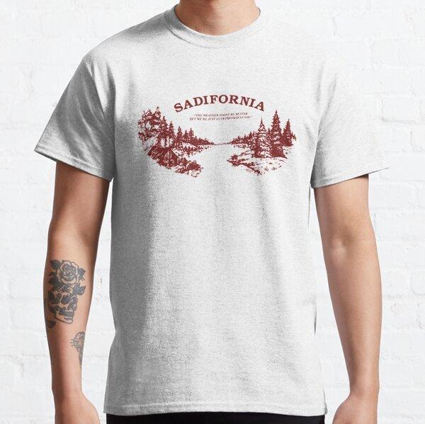 Sadifornia   California Classic T-Shirt