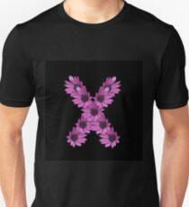 Alphabet X Unisex T-Shirt