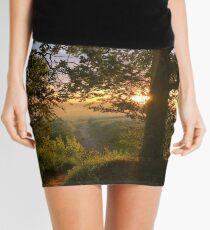 Path to the Sun  Mini Skirt