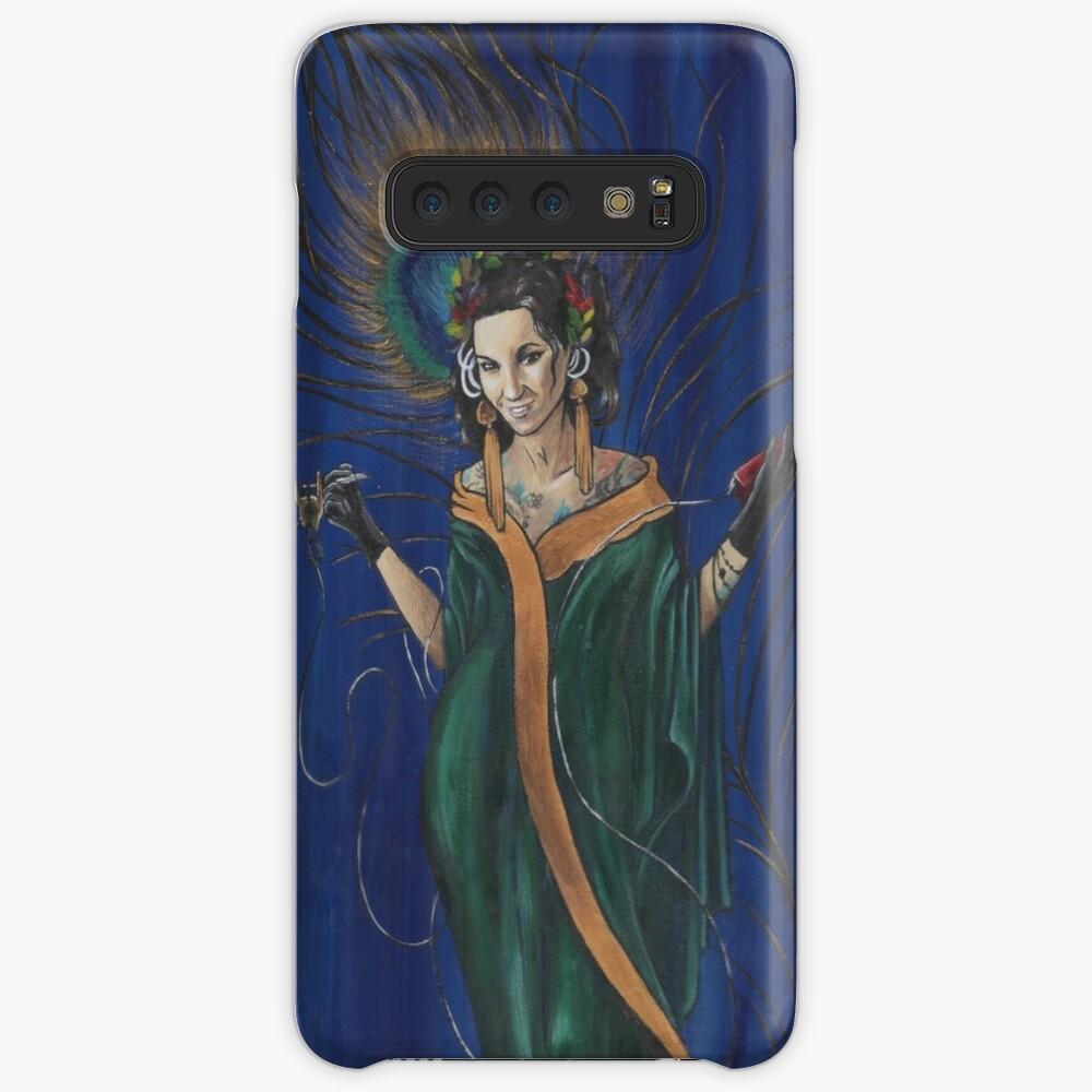 Tattoo Goddess  Case & Skin for Samsung Galaxy