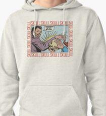 Retro comics Pullover Hoodie