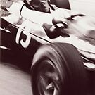 Lotus-BRM Monaco 1965 by Jim Hellier