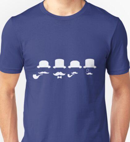 Moneyrunner - Heads White T-Shirt
