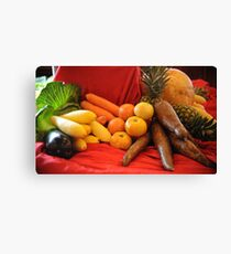 Vegetables! Canvas Print