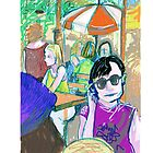 Metropolitan Cafe (Freo) by Julie Fearns-Pheasant