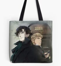 Johnlock - Just the two of us against the rest of the world Tote Bag
