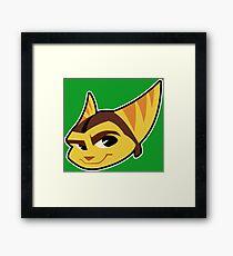 Ratchet & Clank -  Ratchet Framed Print