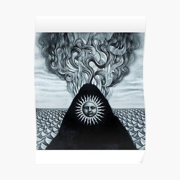 Gojira / Magma Poster