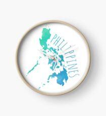 Phillipines Uhr