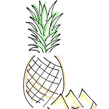 pineapple by kaik88