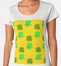 St Paddys Day Luck Women's Premium T-Shirt