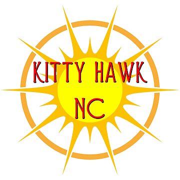 Kitty Hawk, North Carolina by Chunga