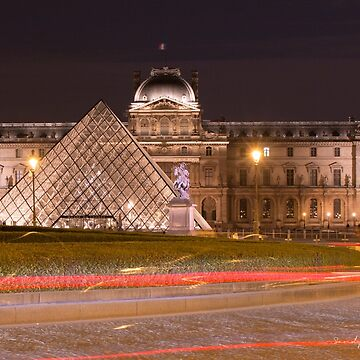 The Louvre by sandyeates