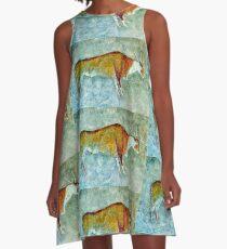 San Eland 2 A-Line Dress