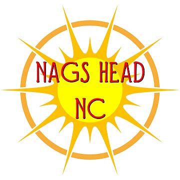 Nags Head, North Carolina by Chunga