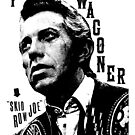 PORTER WAGONER COUNTRY MUSIC NASHVILLE SUPER COOL T-SHIRT by westox