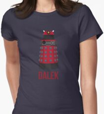 Paradigm Dalek Women's Fitted T-Shirt