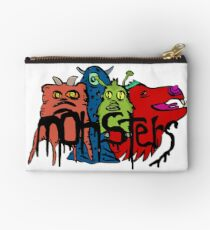 Monsters Studio Pouch