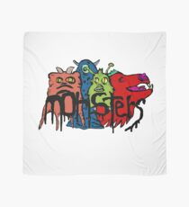 Monsters Scarf