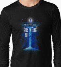 Time Gate Long Sleeve T-Shirt