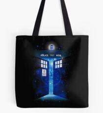 Time Gate Tote Bag