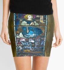 Window #4 - East Witton Church Mini Skirt