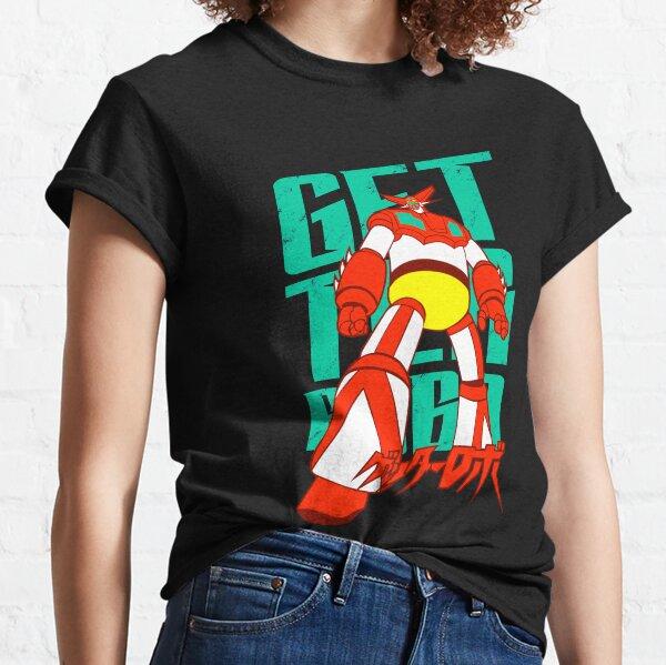 097 Shin Getter Robo Classic T-Shirt