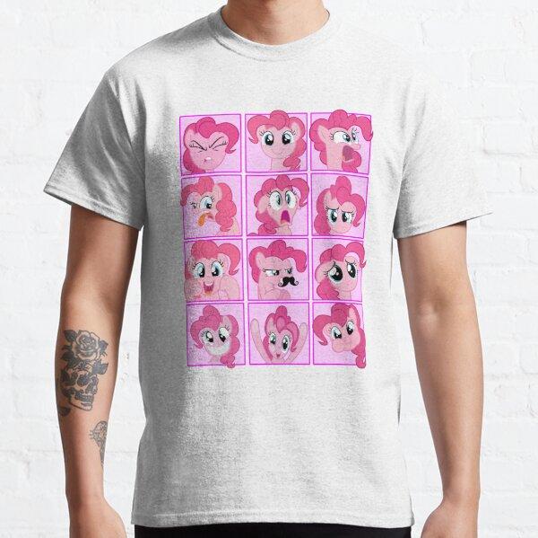 Mirror Pool of Pony - Pinkie Pie Classic T-Shirt