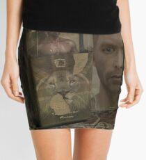 Blackjack (detail) Mini Skirt