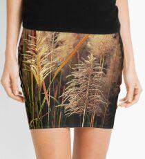 More Grassflowers Mini Skirt