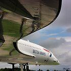 Concorde by Steve Stones