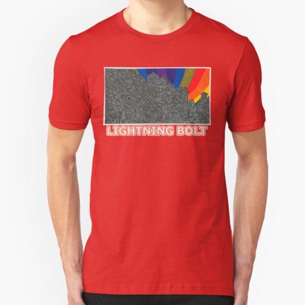 Lightning Bolt  Slim Fit T-Shirt