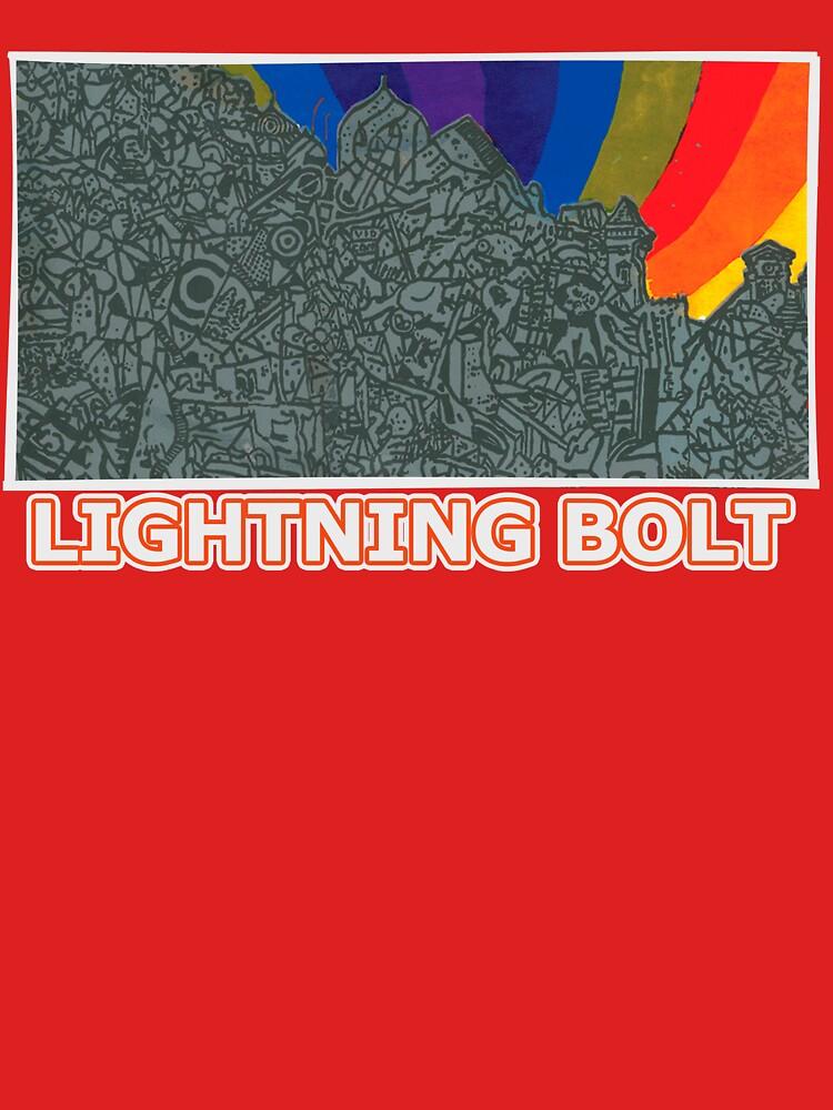 Lightning Bolt  | Unisex T-Shirt