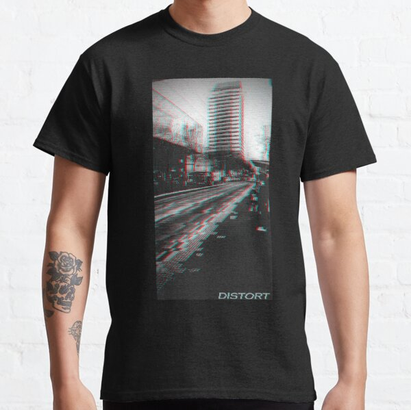 MC Tramstop : A Distorted Reality Classic T-Shirt