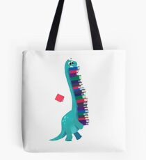 BUCH DINOSAURIER 01 Tote Bag