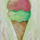Two Scoops by Filomena Jack