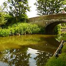 LANCASTER CANAL by Lilian Marshall