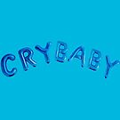Crybaby balloons - blue/blue by Clairie