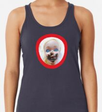 Chica chocoholica Racerback Tank Top