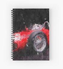 Ferrari Sharknose Spiral Notebook