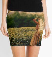 Prophetic Rays Mini Skirt