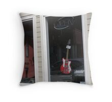 Store Front Throw Pillow