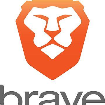 BAT Brave Browser by Bitninjasupply