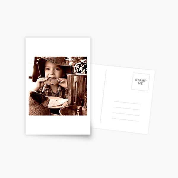 Cookie Monstar Postcard